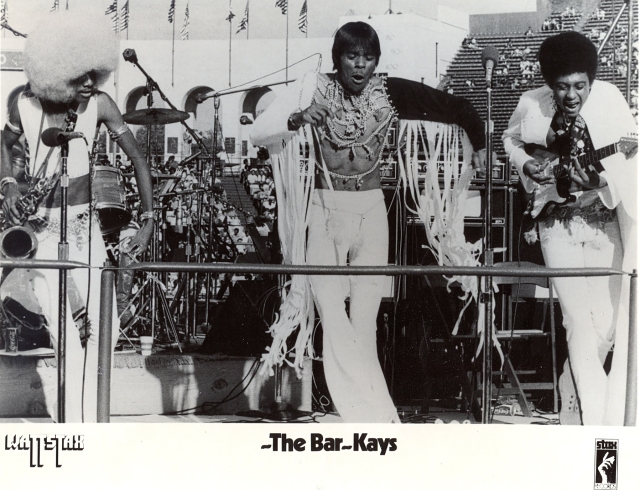 The Bar Kays Son Of Shaft